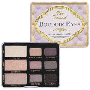 Almost New! Too Faced Boudoir Eyeshadow Palette
